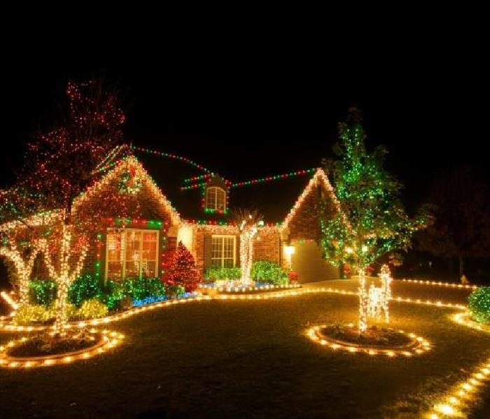 General Outdoor Christmas Lighting Tips