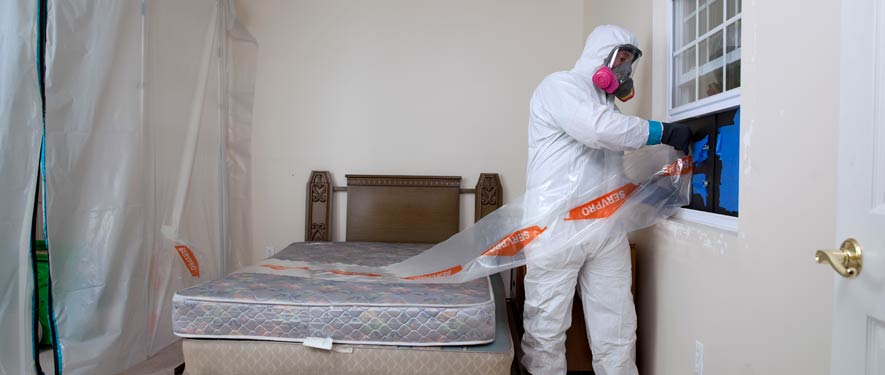 Simpsonville, SC biohazard cleaning