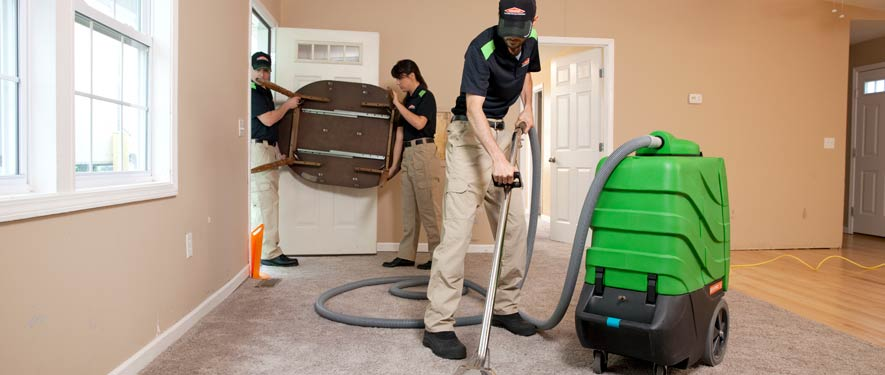 Simpsonville, SC residential restoration cleaning
